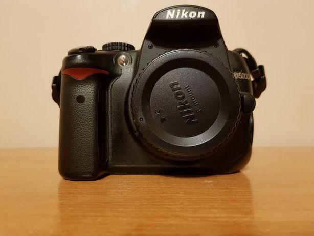 Nikon D5000 + Nikkor 18-105