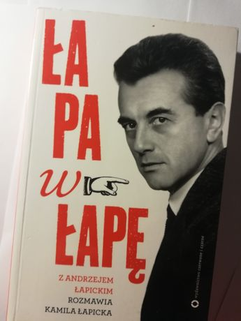 Łapa w łapę, Andrzej Łapicki
