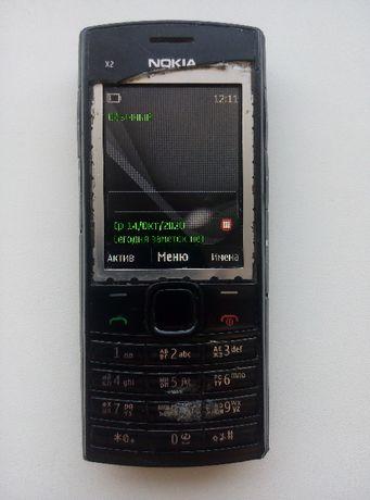 Продам Рабочий Телефон Nokia X2-02
