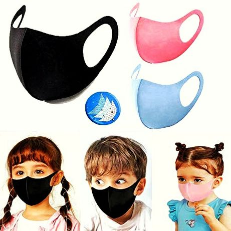 Pack 3 máscaras para criança