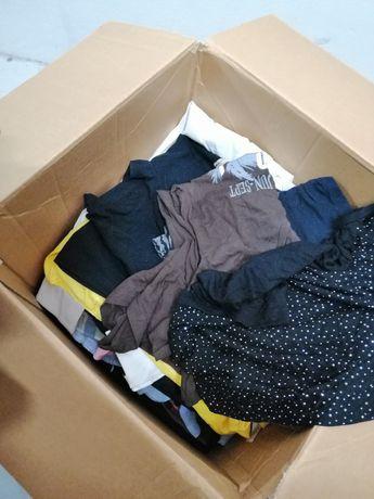 Paczka ubrań damskich 50 sztuk
