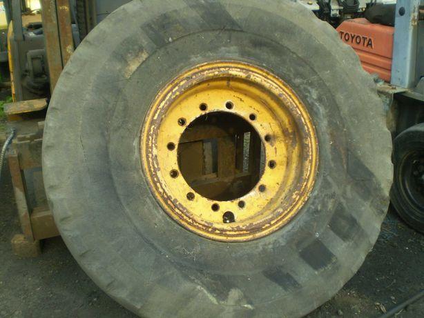 ładowarka Zettelmeyer 2001 części felga, koło