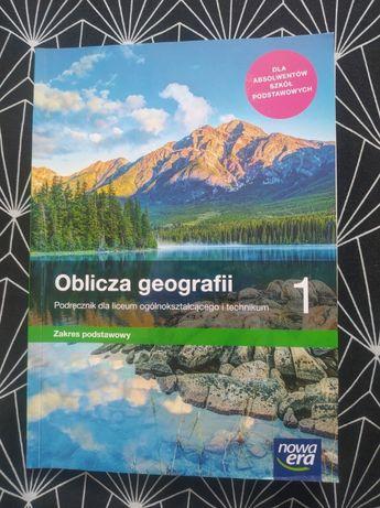 Oblicza geografii 1 zakres podstawowy