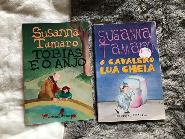 Livros Susanna Tammaro