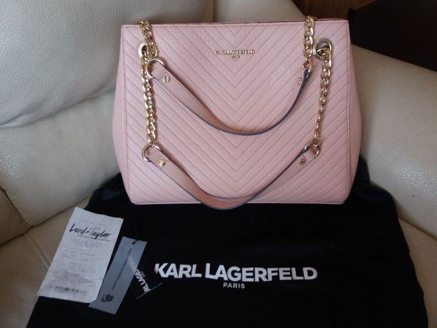 Nowa oryginalna torebka Karl Lagerfeld z USA
