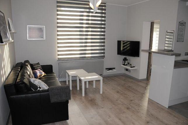 Apartament Przystań Sopot 3 pokoje (2-6 osób, 250m od plaży)