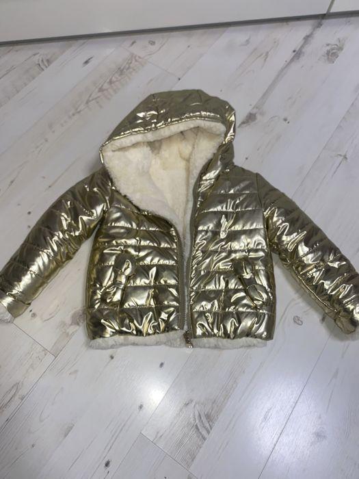 Двухсторонняя куртка monnalisa Одесса - изображение 1