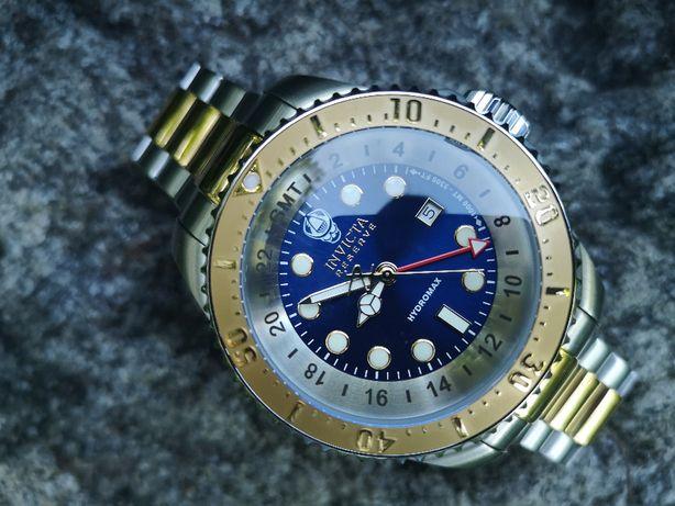 Nowy zegarek INVICTA RESERVE 29733 PRO DIVER HYDROMAX nurek1000 metr!!