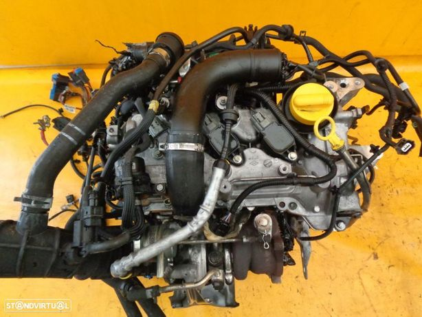 Motor NISSAN DACIA MICRA 0.9 90 CV - H4B408
