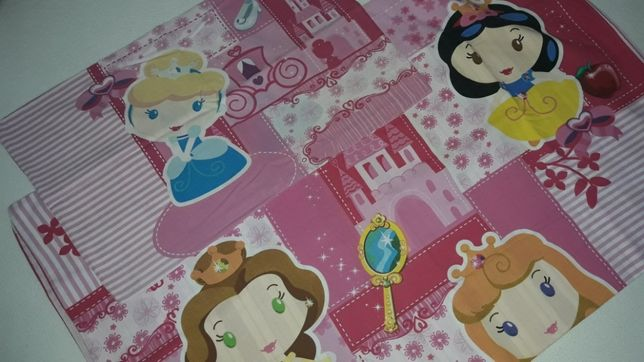 Pościel dziecięca Księżniczki