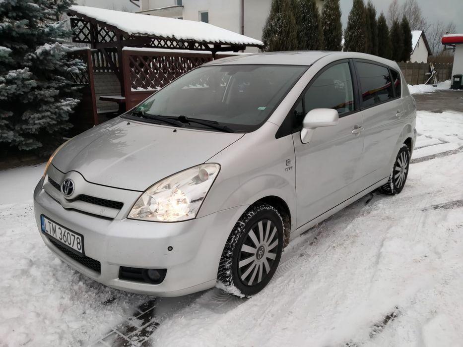 Toyota Corolla Verso 1.8 Benzyna 129KM Tomaszów Lubelski - image 1