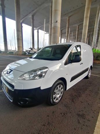Vendo Peugeot Partner Confort 1.6hdi  90CV  L1  -  Ilha da Madeira