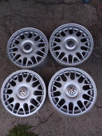 R15 Volkswagen, 4×100, 6 j, ET 45.