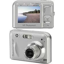Máquina HP Photosmart M447.