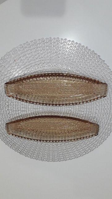 Селёдочницы стеклянные
