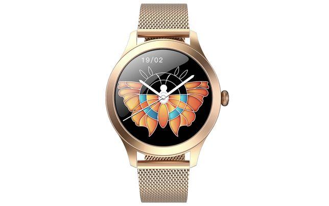 Smartwatch RNBE62 (RNBE37 PRO) damski puls, ciśnienie, kroki