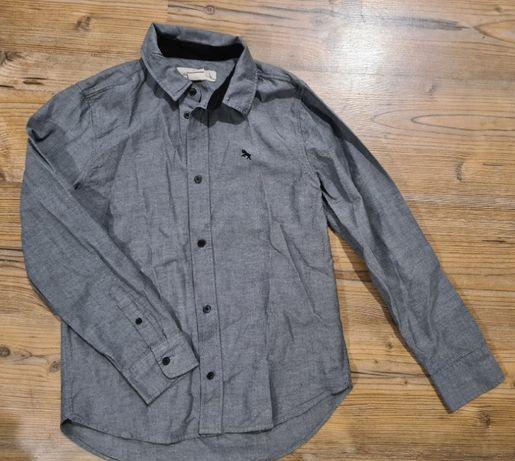 H&M koszula szara chłopiec r. 152