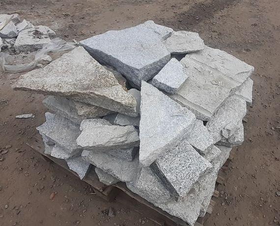 Kamień ścieżkowy Granit Płyty Granitowe Ogrodowe ścieżka ogród Łupek