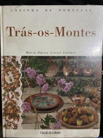 Livros Receitas de Portugal