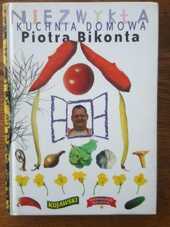 Niezwykła kuchnia domowa Piotra Bikonta