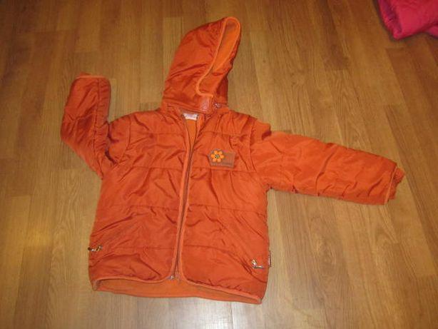 kurtka dla dziewczynki 104cm