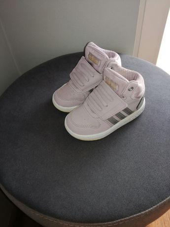 Buciki Adidas roz. 22
