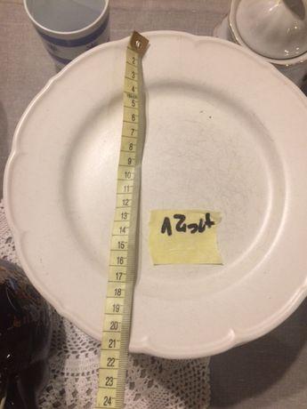 Zestaw talerzy -mieszane