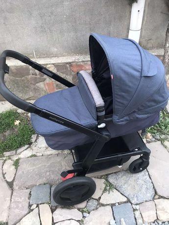 Коляска 2 в 1 Англия mothercare. Stokke mima maxi cosi