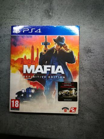 Mafia definitive edition ps4 ps5