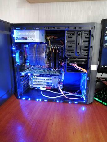 ПК.Компьютер.Intel core 2/HDD 500gb/DDR2 6gb/БП 400w/видеокарта 9600GT