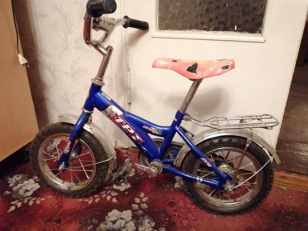 Детский велосипед 12'