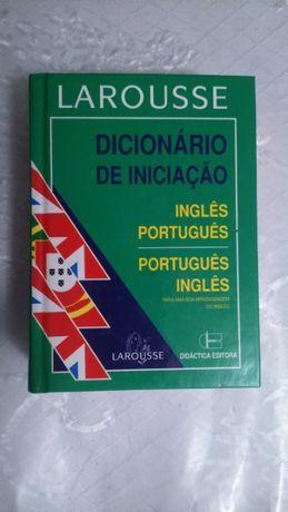 Dicionário de Inglês - Iniciação