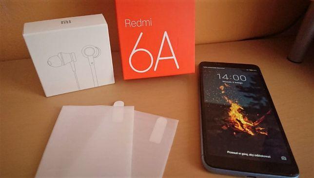 Xiaomi 6a + Słuchawki + Szkło Hartowane (ZESTAW)