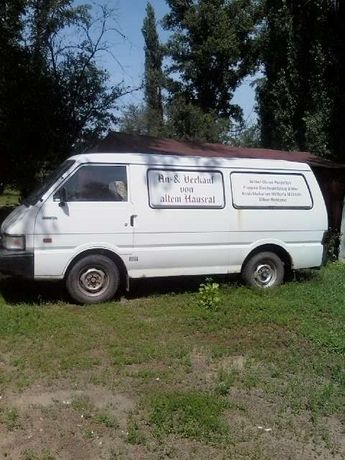 обмен КИА БЕСТА легковой фургон на автокран, или китайца,или землю.