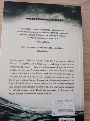 Livro Noite Sobre as Águas