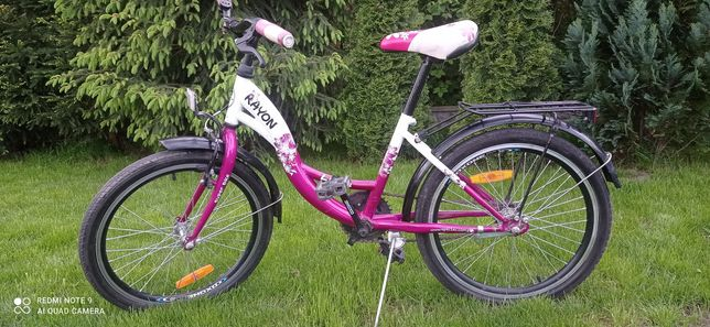 """Rower dziecięcy Rayon 20"""""""