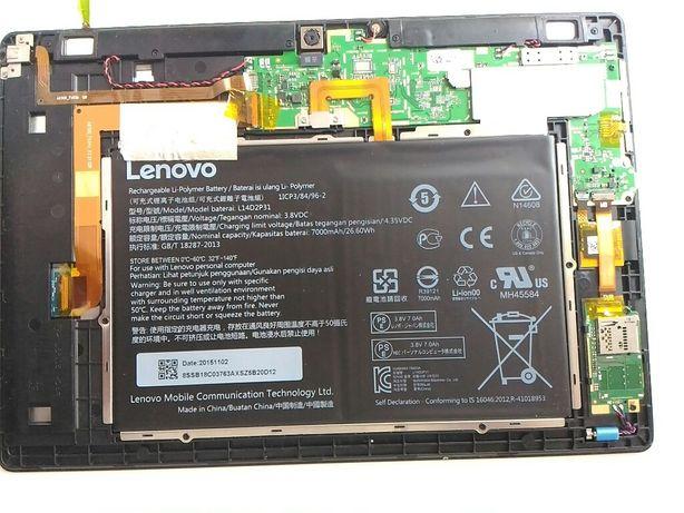 Аккумуляторная батарея (АКБ) для  для lenovo tab2 a10-30 3.8V 7000mAh