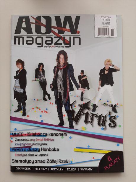Magazyn AoW nr 1, 2013