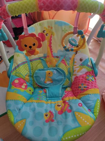 Крісло качалка дитяче