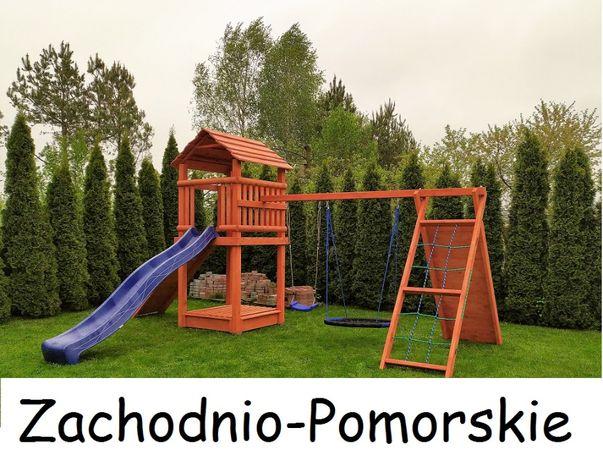 Plac zabaw ślizg 3m Bocianie Gniazdo -Gucio