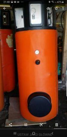 Pompa ciepła 300l bojler 300 CWU zastąpi bojler bufor 150 lub 200