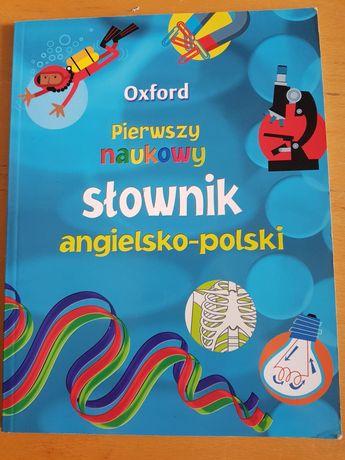 Pierwszy naukowy słownik angielsko-polski