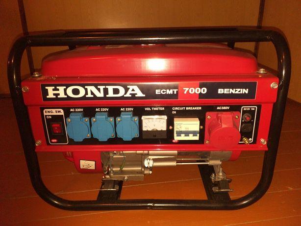 Agregat prądotwórczy Honda nowy HC40-250/BOT ECMT 7000