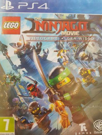 The LEGO Ninjago Movie: Gra wideo PS4 Nowa PL Kraków
