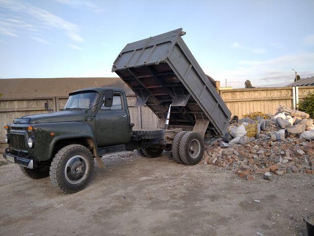 Вывоз мусора. Доставка. Песок.  Щебень.