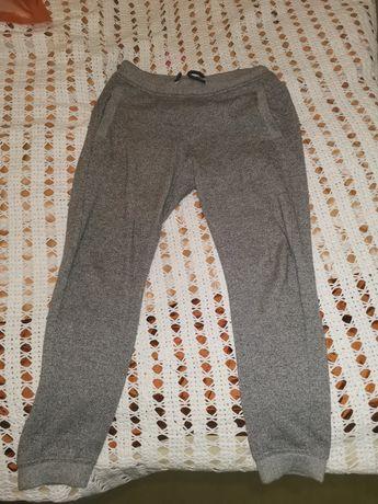 Спортивные утеплённые штаны Cropp
