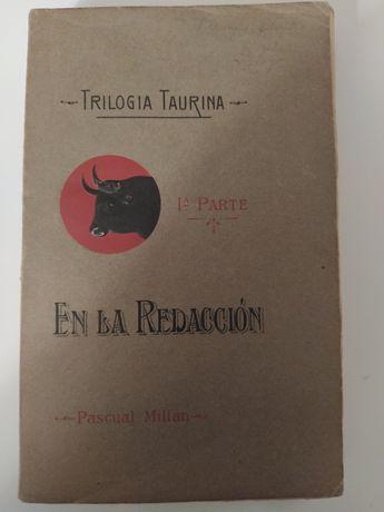 Trilogia Taurina - En la Redacción (1a parte)