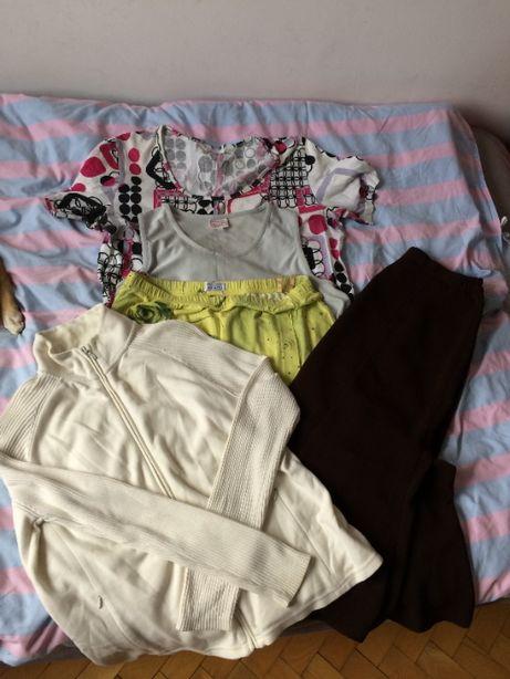 Zestaw ubrań damskich XL/XXL + gratis :)