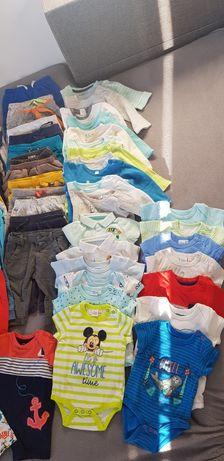 Ubranka chłopięce 68-74