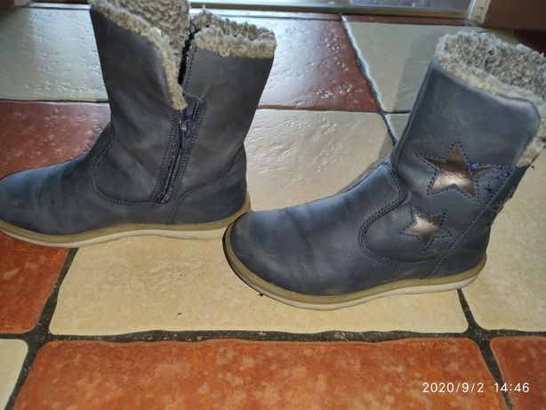 Kozaki buty zimowe